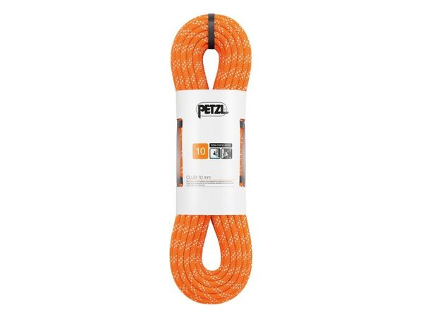 Petzl Club 10 mm 200 m naranja